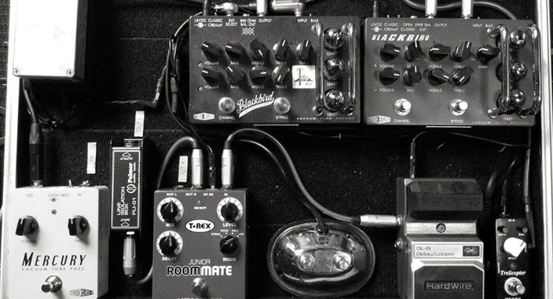 John Verity's Blackbirds - Effectrode