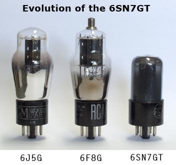 6sn7evolution