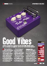 03) Guitar Buyer Good Vibes Issue 57, May 2006, pp 133-136