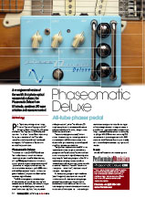 05) Performing Musician Phaseomatic Deluxe Issue 5, February 2008, pp 52-53