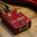 Effectrode Fire Bottle Booster Guitar Effects Pedal