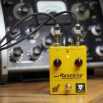 Mercury Guitar pedal