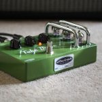 Effectrode Tube Drive Overdrive guitar pedal