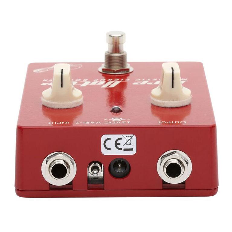 Effectrode Fire Bottle Booster Guitar pedal