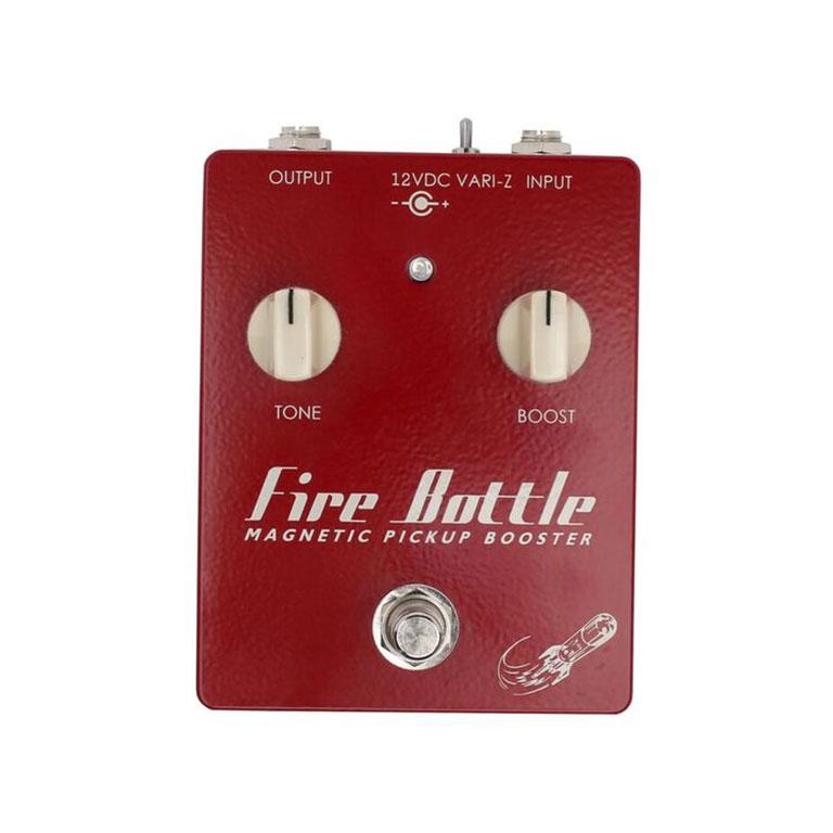 Effectrode Fire Bottle Tube guitar effects pedal