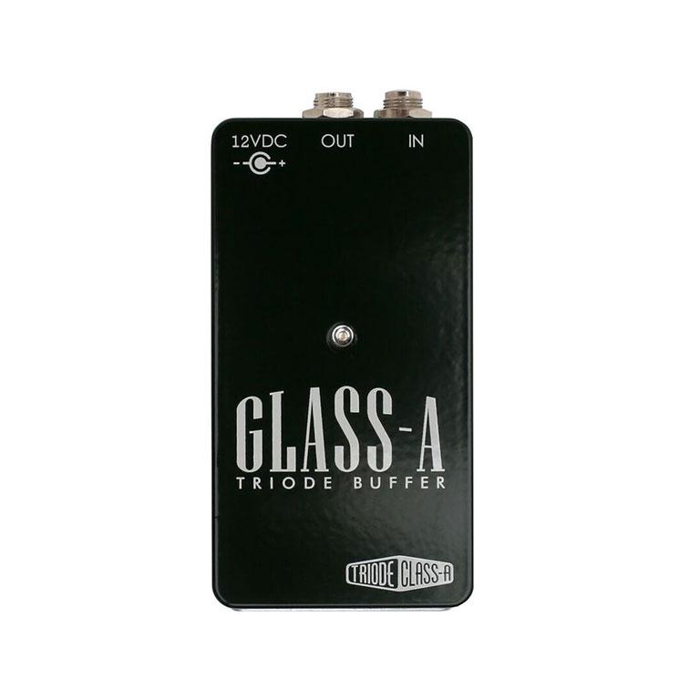 Effectrode Glass-A Triode Buffer guitar pedal