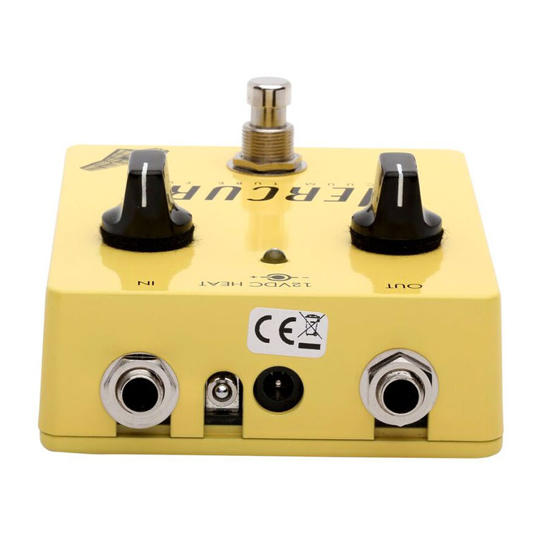 Effectrode Mercury Fuzz guitar effects pedal