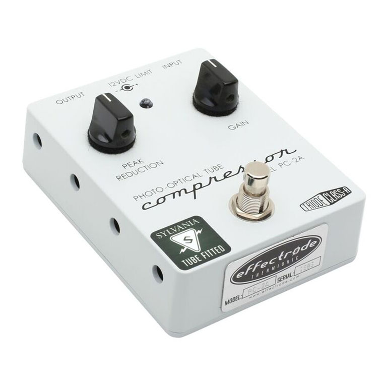 Effectrode PC-2A Compressor guitar effects pedal