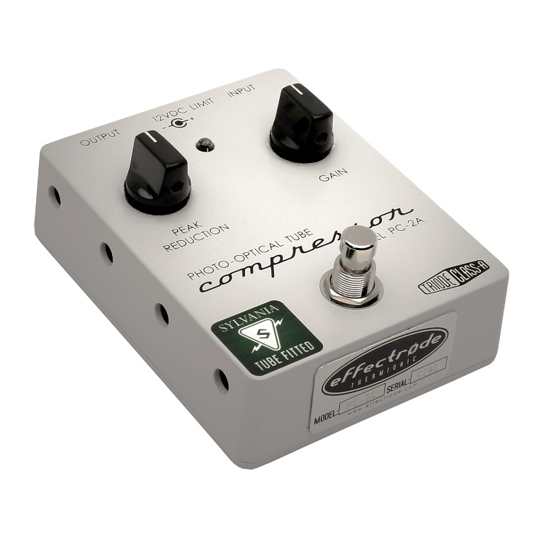 PC-2A compressor effects pedal