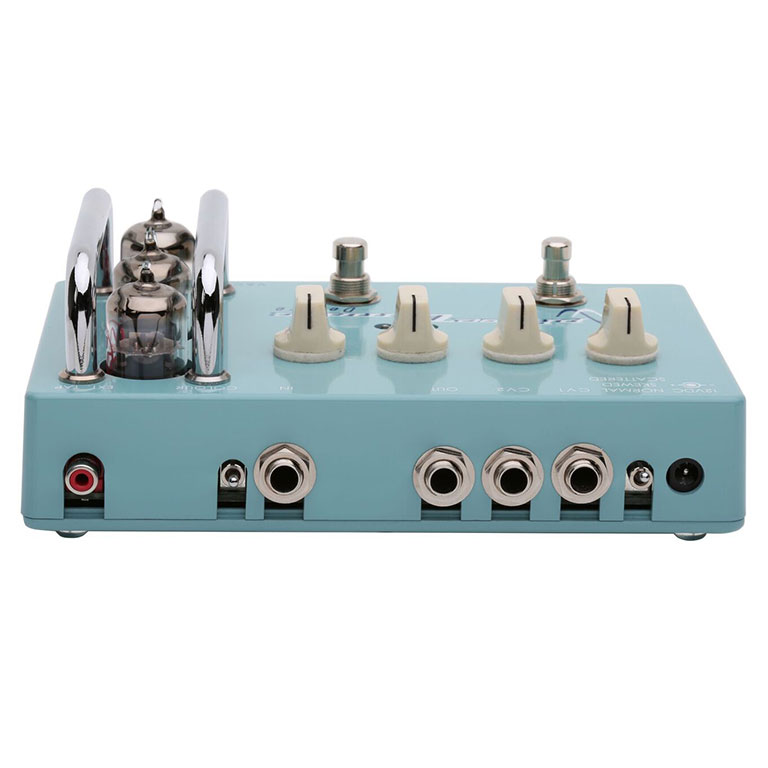 Effectrode Phaseomatic Valve guitar pedal