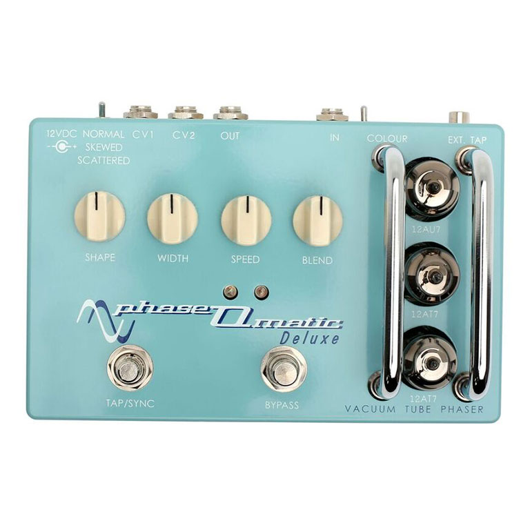 Effectrode Phaseomatic Tube guitar effects pedal