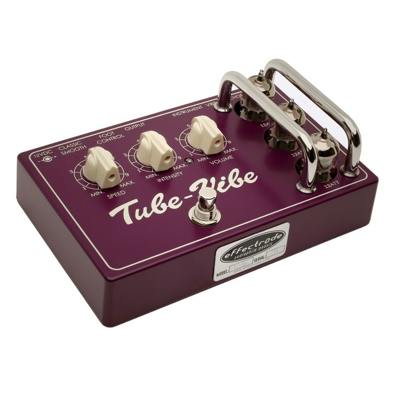 Tube-Vibe effects pedal