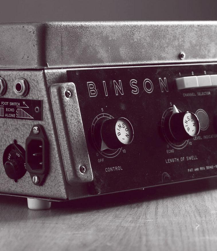 binson-Duo
