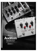 26) Guitarist Magazine Blackbird and Leveling Amplifier March 2017