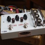 Effectrode Leveling Amplifier pedal