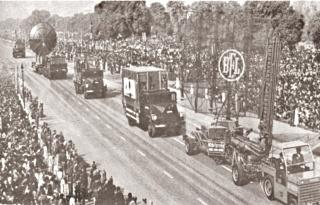 BEL parade