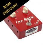 Fire Bottle Booster Tube Guitar Pedal