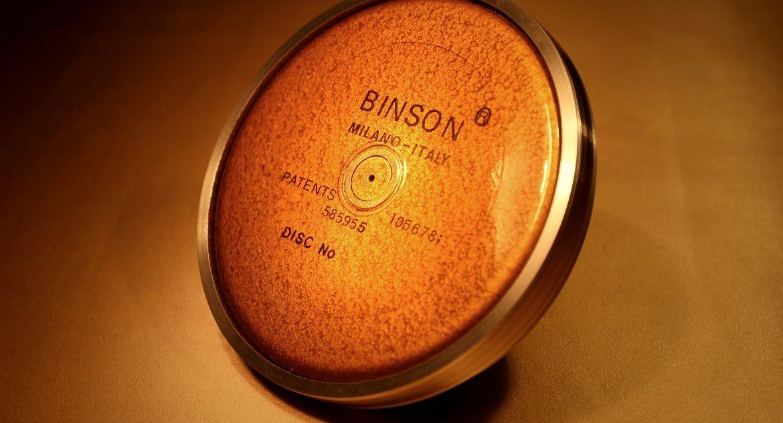 Binson drum