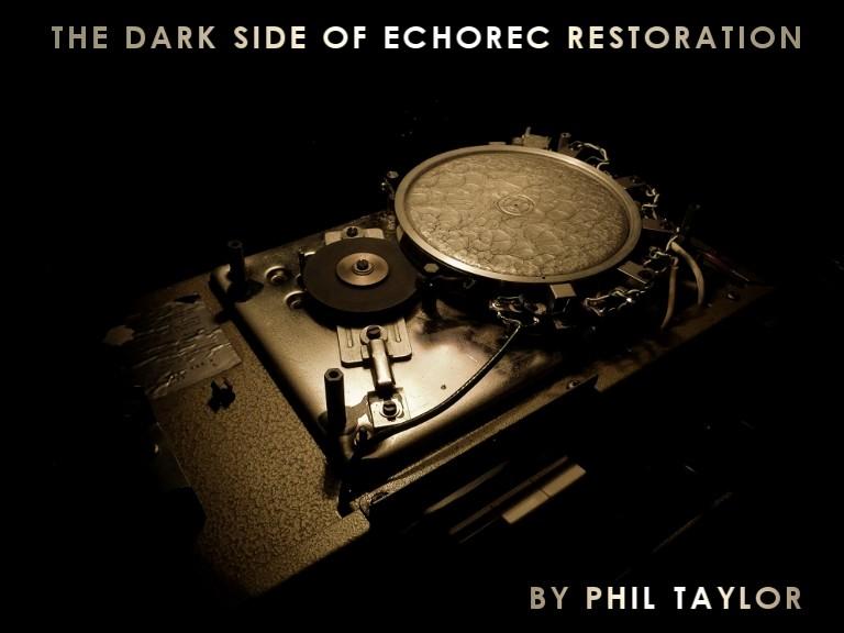 The Dark Side of Echorec Restoration