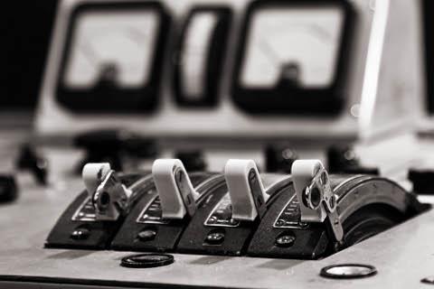 EMI REDD 17 mixing console