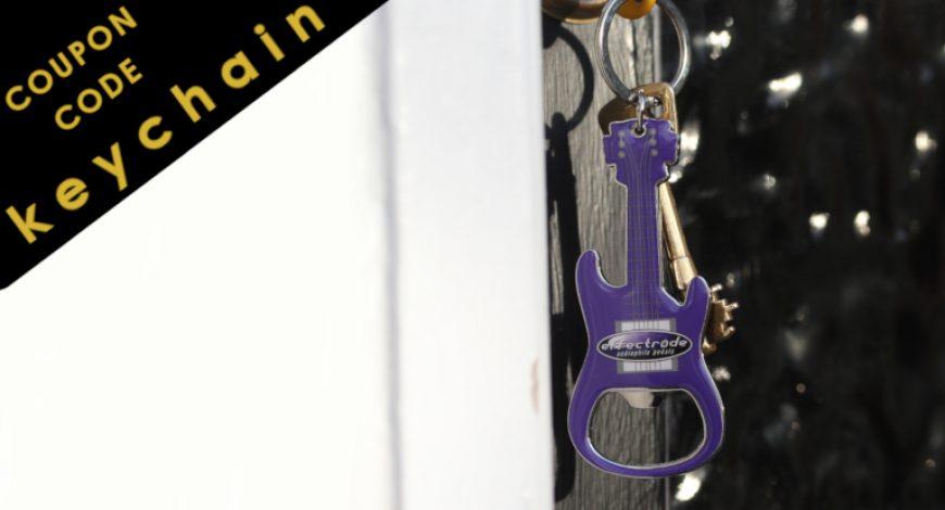 Effectrode Keychain