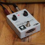 PC-2A Guitar Compressor pedal