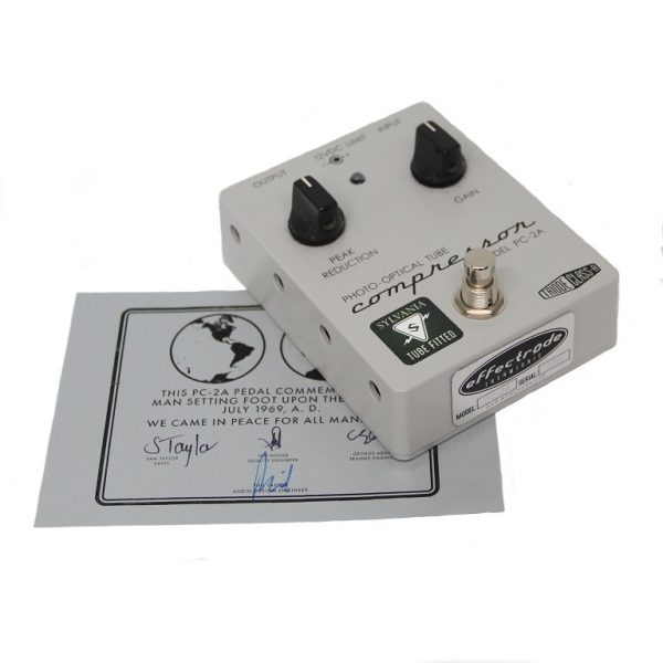PC-2A Limited Edition Pedal