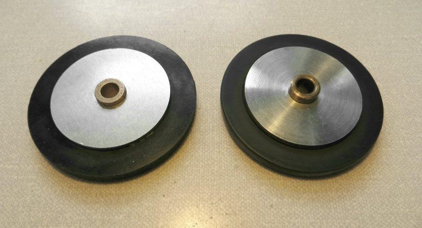 Binson Echorec idler wheel