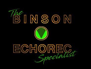 Binson Echorec Specialist