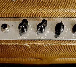 Fender 'Tremolux' amp