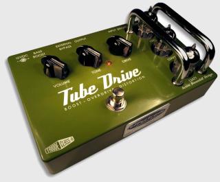 TD-2A Tube Drive pedal