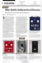 31) Guitarist Magazine Issue 461 Blue Bottle Aug 2020