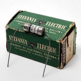 Sylvania 1N34 diode